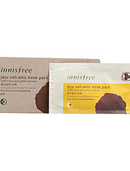 Innisfree  Jeju Volcanic Nose Pack 6pcs