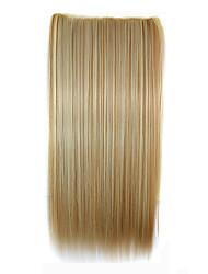 Highlights Flaxen Hair Extension Lolita Wig