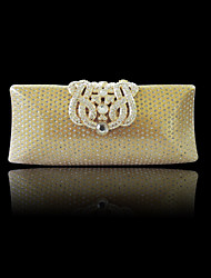 SexyLady Ladies Elegant Evening Bag 1839 Yellow 22*9*4.5cm