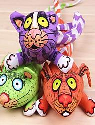 Perros / Gatos Juguetes Juguete Mordedor / Ratón de Juguete Duradero Textil / Esponja