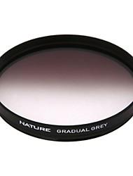 filtro ND grigio nave 58 millimetri è laureato filtro di colore