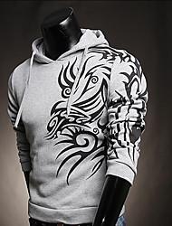 imprimé floral pull avec capuche