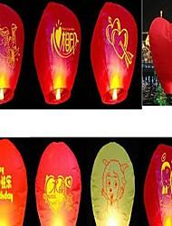 uma variedade de padrões lanternas (padrão Rondom)
