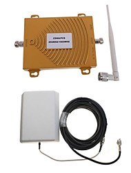 cdma / pcs 850 / 1900MHz Dual-Band-Handy-Signal-Booster-Verstärker Antennen-Kit