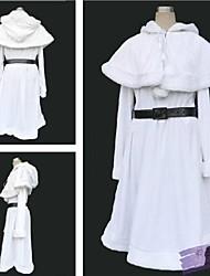 Cardcaptor Sakura Sakura Kinomoto White Christmas Costume