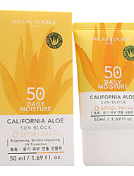 Nature Republic California Aloe Daily Moisture Sun Block SPF50 50ml