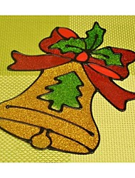 Christmas Series Christmas Sticker,Christmas Decorating Window stickers(Random)(1 pc)