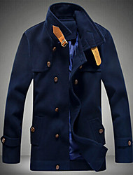Men's Coats & Jackets , Cotton Casual Dibai