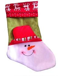 Natal galos natal saco do presente do unisex