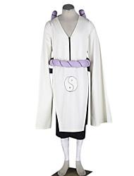 Le costume de cosplay naruto kaguya de