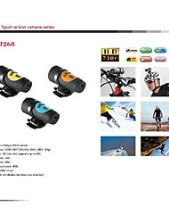 2014 AT68 New Arrival HD 1080P Waterproof Camera Outdoor Video Action Sports DV DVR Helmet Camcorder
