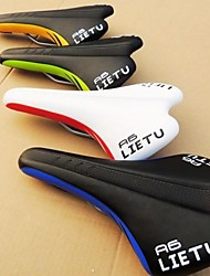 Bike Saddles/Bicycle Saddles Cycling/Bike / Mountain Bike / Road Bike / MTB / Fixed Gear Bike / Recreational Cycling Aluminium AlloyRed /