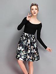 Seng.ni  Women's  European Fashion Elegant Cheap Shirt