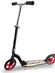 scooter de ciclismo do adulto com 200 milímetros rodas grandes