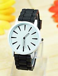 Gen causual Mode candy Farbe Uhren