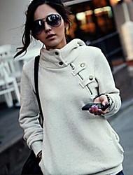 novos esportes causais coreano das mulheres yisiber grande hoodie de quintal