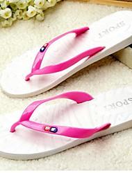 scarpe di vibrazione delle donne flops le scarpe più colori disponibili ciabatte tacco piatto
