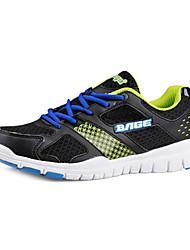 Men's Running Shoes Fabric Black