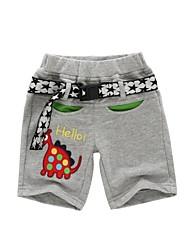 Boy's Cotton Pants/Shorts , Summer