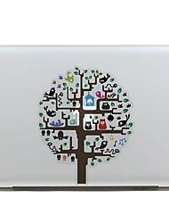 SkinAT arbre étanche amovible avec autocollant oiseaux tablette sticker ordinateur portable pour MacBook Pro 13, air 13135 * 205mm