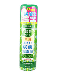 Kracie  Green Tea Facial Wash 150g
