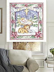 bebê e leão e rolo ovelhas sahde