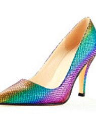 Women's Shoes Pointed Toe Stiletto Heel Pumps Shoes