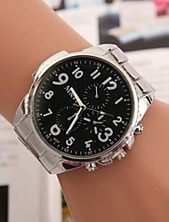 Women's Fashion Leisure  Alloy Steel Belt Watch(Assorted Colors) Cool Watches Unique Watches