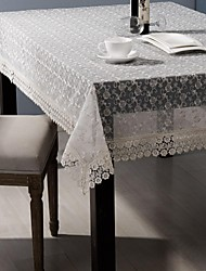 Tablecloth Cotton Tablecloth Classical Tablecloth Made By Hand (175*265cm)