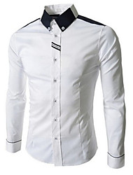 Leisure Long Sleeve Shirts