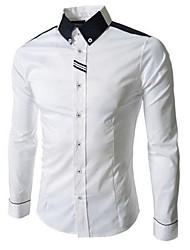 Leisure Long Sleeve Shirts