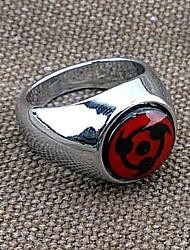Naruto Sasuke Uchiha Sharingan Cosplay Ring
