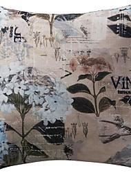 imprimés graphiques vifs polyester taie d'oreiller décoratif
