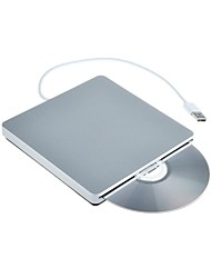 usb slot de cd SuperDrive queimador RW externo para Apple MacBook Pro iMac ar
