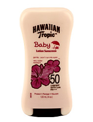 Hawaiian Tropic  Baby Lotion Sunscreen  SPF50 120ml