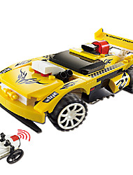 LIXIANG RC DIY Car Building Block Remote Control Toys