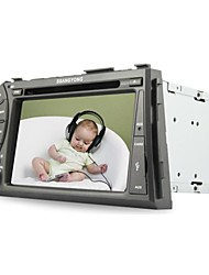 Android 7-inch 2 Din TFT Screen In-Dash Car DVD Player For Ssangyong Acyton Kyron With BT,GPS,RDS,IPOD,WIFI