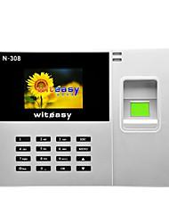 DanminiG305 Fingerprint Máquina do comparecimento Instalada grátis