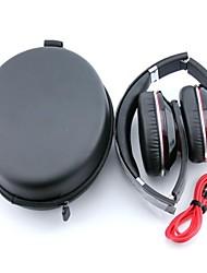Kopfhörer 3.5mm Ohr über High-Fidelity-Rauschunterdrückung für PC / Telefone / Media-Player