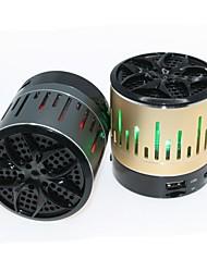 dogo® portable Mini v3.0 bluetooth Lautsprecher mit Mikrofon / TF Slot / FM-Radio / USB / RGB-LED für iphone6