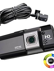 "Dual Camera 2.7"" LCD 120 Degree HD1080P HDMI H.264 View Dual camera CAR Video Registrator DVR AT580"
