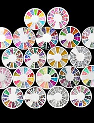20PCS Mixed Bright Lovely Suit Decoration Kits