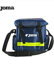 Joma outdoor 600-d poliéster preto com um saco médico equipe faixa reflexiva
