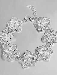 uyuan женщин 925silver деликатес серебро украшение браслет
