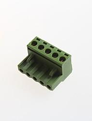 5p съемные клеммные разъем расстояние 5.08mm 300v10a (10 шт)