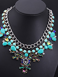 Colorful day  Women's European and American fashion necklace-0526130