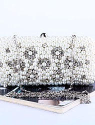 Fabric Imitation Beads Wedding/Party Clutches (More Colors)