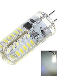Bombillas LED de Mazorca T G4 3W 48 SMD 3014 170 LM Blanco Natural DC 12 V