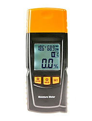 Digital Display Wood Moisture Meter Portable Water Content Tester WALVICO HG723
