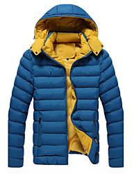 la mode manteau de coton décontractés D2P hommes